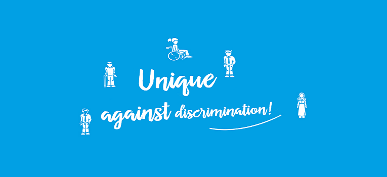 Unique against discrimination