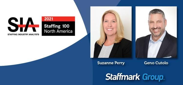 Staffmark Group 2021 SIA Top 100